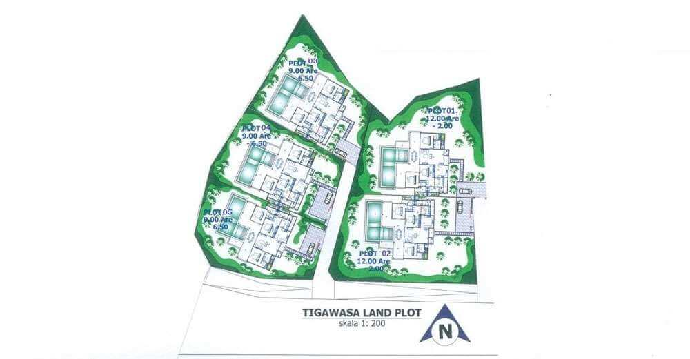 Plot Plan Dencarik 2