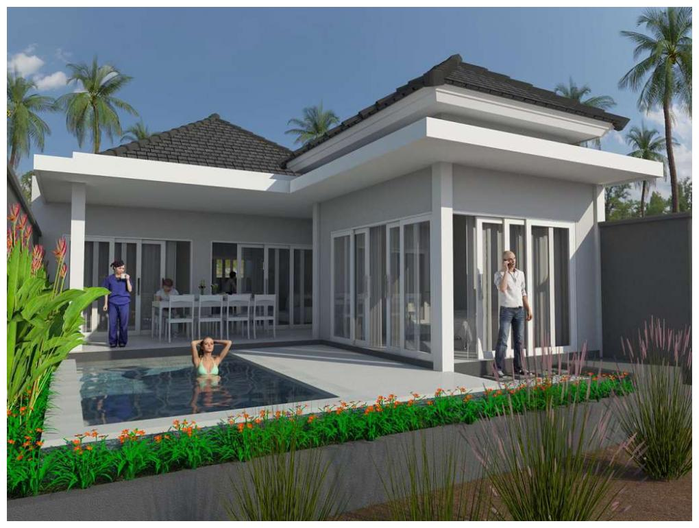 Lovina Villa Project Pool