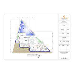 Floorplan 1st Floor - Bali Villa Projects - Own a Holiday Home in Bali - Palm Living Bali